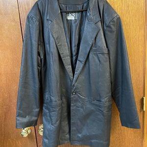 2x genuine leather jacket